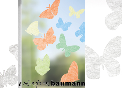 creation baumann farfalla