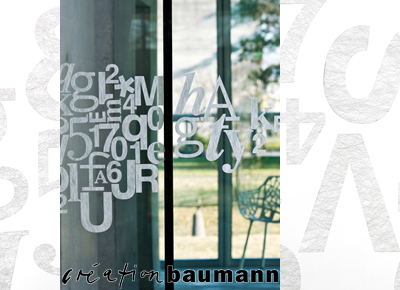creation baumann grafico