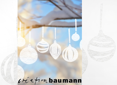 creation baumann x-mas deco